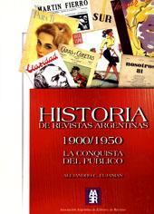 Historia de revistas argentinas : 1900-1950 : Eujanian, Alejandro C.