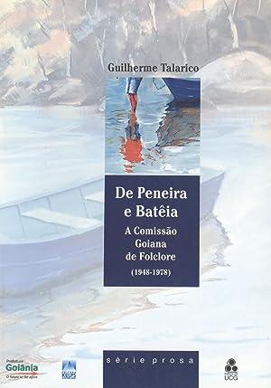 De peneira a batêia : a comissão: Talarico, Guilherme