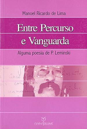 Entre percurso e vanguarda : alguma poesia: Lima, Manoel Ricardo