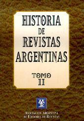 Historia de revistas argentinas. vol. 2: Asociacion Argentina de
