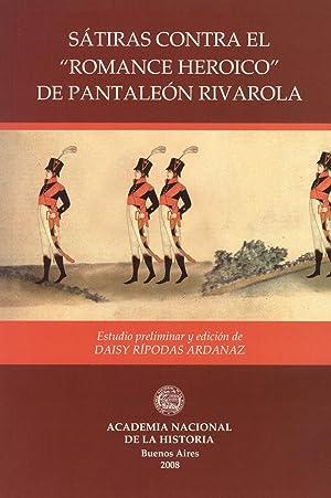 """Sátiras contra el """"Romance heroico"""" de Pantaleón"""