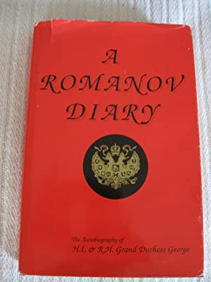 A Romanov Diary: The Autobiography Of H.I.: Wynkoop, Nancy Leeds;