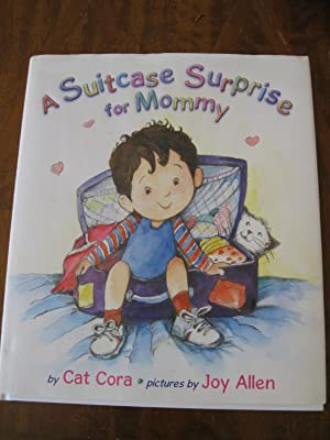 A Suitcase Surprise For Mommy