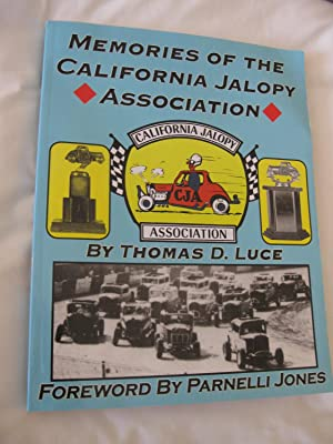 Memories Of The California Jalopy Association