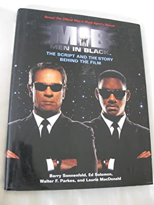 MIB Men In Black:The Script And The Story Behind The Film