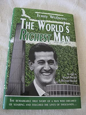 Jerry Wolman: The World's Richest Man