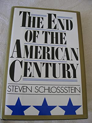 The End Of The American Century