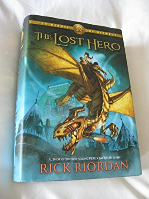 The Lost Hero The Heroes Of Olympus Book One
