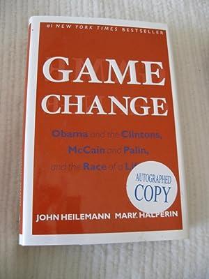 Game Change: Heilemann, John; Halperin,