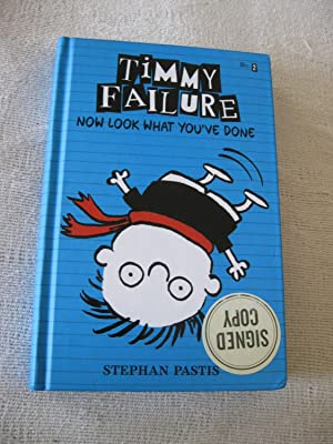 Timmy Failure Now Look What You've Done