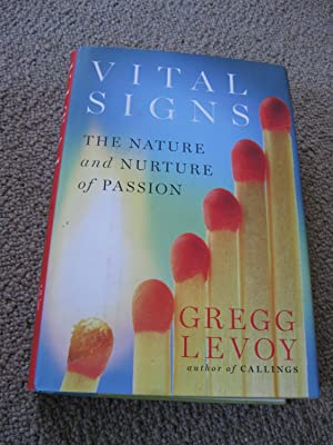 Vital Signs The Nature And Nurture Of Passion