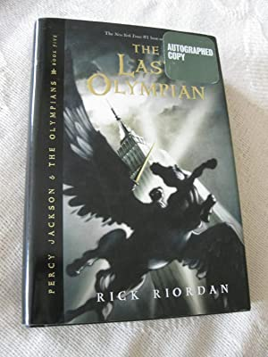 The Last Olympian Book Five