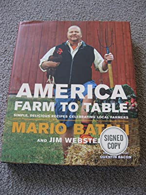 America Farm To Table: Batali, Mario