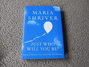 Just Who Will You Be? Biq Question Little Book Answer Within