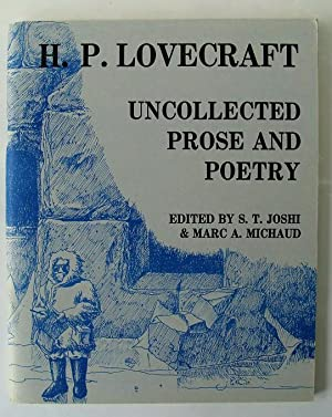 UNCOLLECTED PROSE AND POETRY