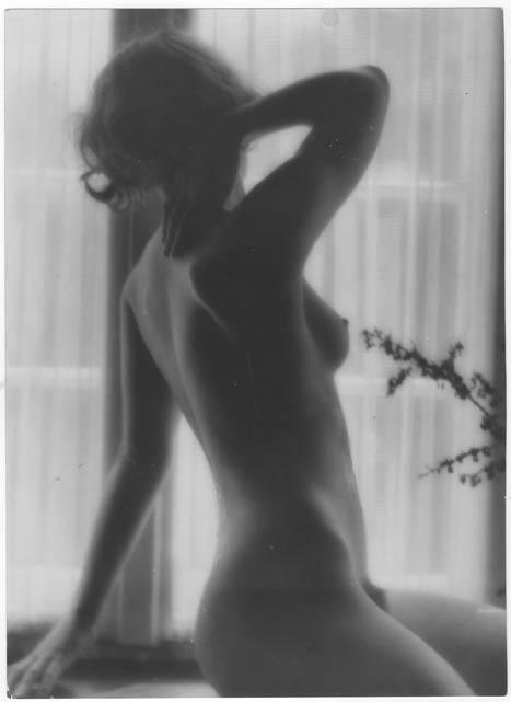 Weiblicher Rückenakt.: Perckhammer, Heinz von