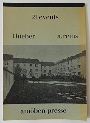 21 events.: Hieber, Lutz/Arno Reins.