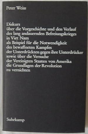 Diskurs über die Vorgeschichte und den Verlauf des lang andauernden Befreiungskrieges in Viet ...