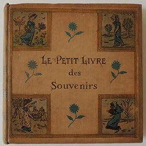 Le Petit Livre des Souvenirs. Texte par Mme. Colomb. Illustrations de Kate Greenaway.: Greenaway ?
