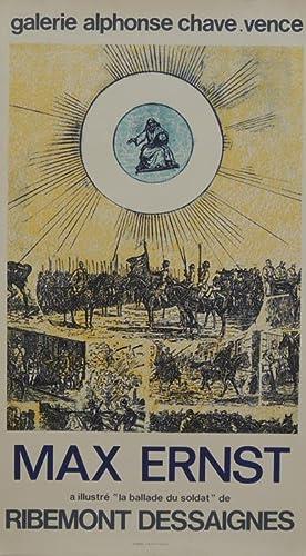 La ballade du soldat? de Ribemont-Dessaignes.: Ernst, Max