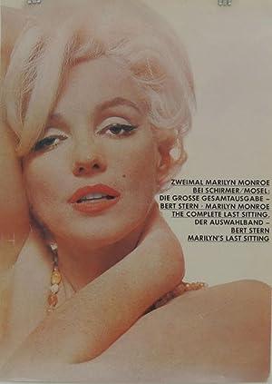 Zweimal Marilyn Monroe bei Schirmer/Mosel. Die grosse Gesamtausgabe ? Bert Stern. Marilyn ...