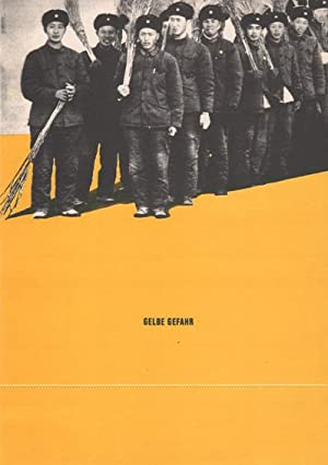 Loseblattsammlung in OUmschlag.: Marksgrafik 1972.