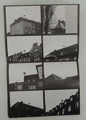 Dachskulpturen.: Ruthenbeck, Reiner.