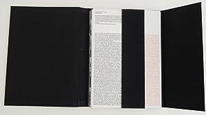 minimal art dans la collection panza di biumo. Katalog. Mit Texten u.a. von Hal Foster, Hendel ...