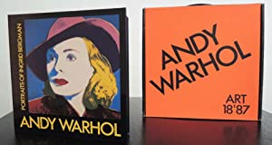 Portraits of Ingrid Bergmann.: Warhol, Andy.
