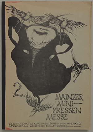 2. Mainzer Mini-Pressen Messe. Katalog.