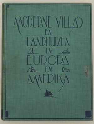 Moderne Villa?s en Landhuizen in Europa en: Wattjes, J. G.