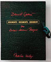 Dokumente. Documents. Documenti zur Krims-Krams Magie.