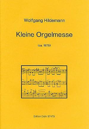Kleine Orgelmesse (ca. 1975): Hildemann, Wolfgang; Kluth,