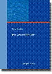 """Der """"Datendiebstahl"""",: Björn Sendzik"""