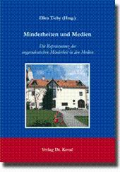 Minderheiten und Medien, Die Repräsentanz der ungarndeutschen Minderheit in den Medien: Ellen ...