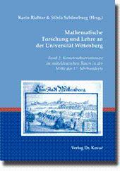 Mathematische Forschung und Lehre an der Universität Wittenberg, Band 2. Kometenobservationen im ...