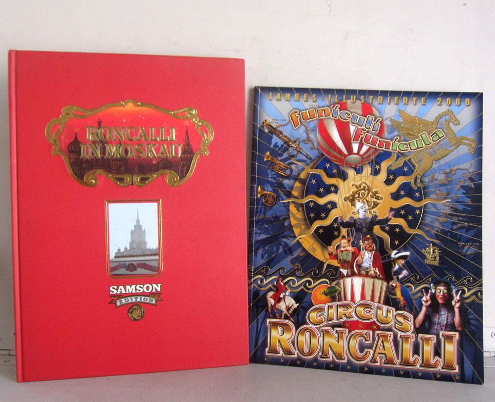 circus roncalli jahres - ZVAB