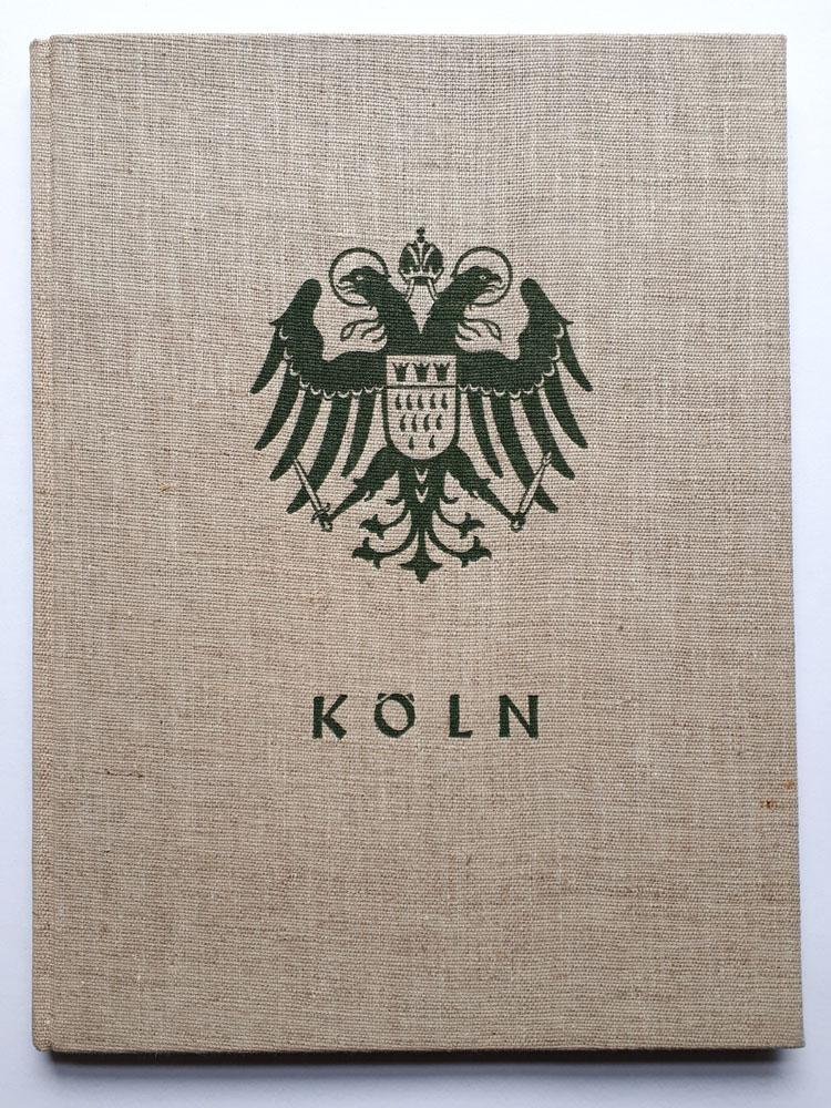 100 jahre Kölnischer Kunstverein - Jahresgabe 1939/40: Schmölz, Karl Hugo