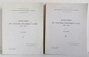 Evolution du Systeme Politique Yanzi (1885-1960), Band: Malembé, Paul