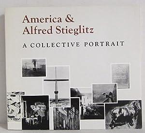 America & Alfred Stieglitz - A Collective: Frank, Waldo /