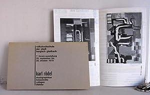Karl Rödel - Druckgraphiken, Holzschnitte, Collagen, Ölbilder - durch die ...