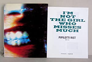 Pipilotti Rist 176 cm - I'am not: Rist, Pipilotti