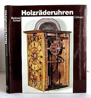 Holzräderuhren: Schaaf, Berthold