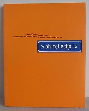 Oh cet Echo! - Fluxus und Freunde: Deeke, Thomas