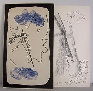 Paul Eluard - Gedichte - Ich bin: Horlbeck, Günther (Lithographien)