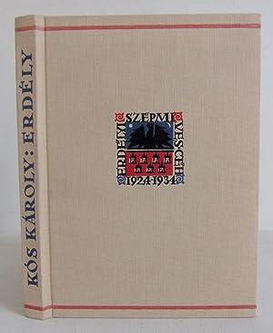 Erdély - hasonmás kiadás (Siebenbürgen), faksimile der: Kós, Károly