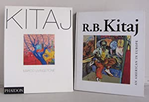 Ronald Brooks Kitaj / R. B. Kitaj: Kitaj, Ronald Brooks