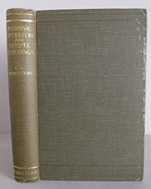 Rabbinic Literature and Gospel Teachings 1930 - signiert mit Widmung