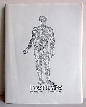 Posthype - Volume three - Number one: Jacob, P. John