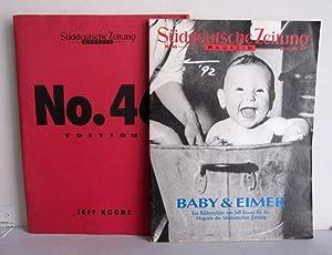 Süddeutsche Zeitung Magazin - No. 46, 13.11.1992: Koons, Jeff /